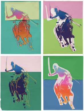 Warhol, Robert Indiana lead Hindman's May 5 prints & multiples sale