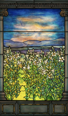 Tiffany Lily window set to bloom at Heritage April 29 auction