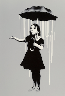 Banksy reigned in Heritage Auctions April 22 sale