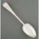 Paul Revere table spoon, which sold for $32,500 and a new auction record for an American spoon