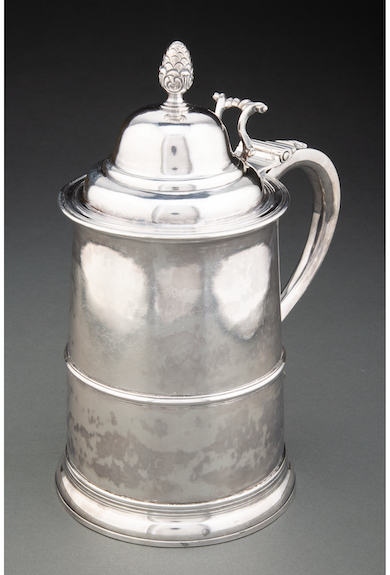 Large group of Paul Revere silver graces Heritage May 20 sale