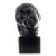 Stepan Erzia carved hardwood bust on marble base, estimated at $20,000-$30,000