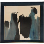 Lui Shou Kwan scroll painting, estimated at $5,000-$7,000