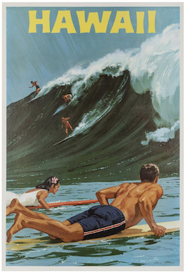 Vintage travel posters power Potter & Potter to $405K result May 15