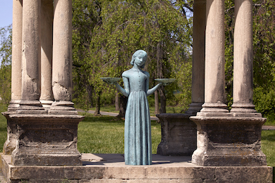 Judson's 'Bird Girl' bronze is top-lot pick for Freeman's June 6 auction