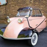 1956 Messerschmitt KR 200, estimated at $60,000-$70,000