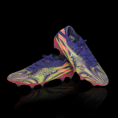 Christie's sells Lionel Messi's historic game-worn boots for $173K