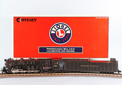 Toys and trains drive Over and Above's May 22 auction