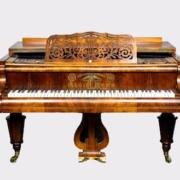 Alois Kern piano created around 1870, estimated at $10,000-$25,000