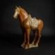 Large glazed Tang dynasty horse figure, estimated at €24,000-€48,000