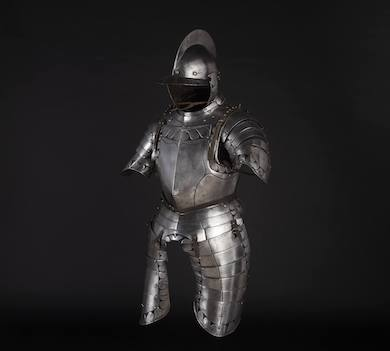 Hermann Historica spotlights antique arms and armor May 27