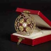 1870 Order of St. Stanislaus by Julius Keibel, estimated at €35,000-€70,000