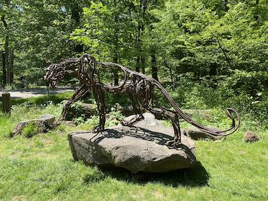 NJ Wildflower Sculpture Park debuts new installations June 4