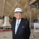 Philanthropist and museum founder Eli Broad, who died April 30 at the age of 87.
