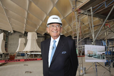 In Memoriam: Broad Museum founder Eli Broad, 87