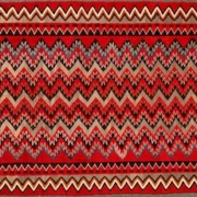 Circa 1880-1920 Red Mesa Navajo rug, which sold for $5,000
