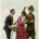 Norman Rockwell, 'Excuse Me! (Soldier Escorting Woman),' which sold for $543,000