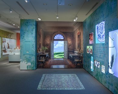 Outside In: Nature-inspired Design on view at Winterthur