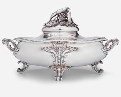 Traditional antiques held appeal at John Moran's April 28 sale