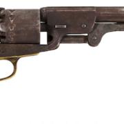 Confederate Rigdon, Ansley & Co. C.S.A. single action revolver, estimated at $20,000-$30,000