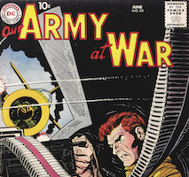 War comics capture the true cost of combat