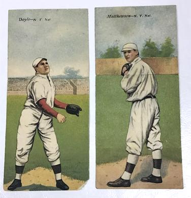 Baseball treasures lurk within AOK May 22 auction
