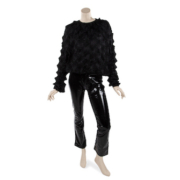 Ensemble worn by Janet Jackson in the iconic video for 'Scream,' which sold for $125,000.