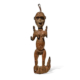 Sawos ceremonial hook figure, Middle Sepik River Papua New Guinea, which sold for $106,562. Image courtesy of Bonhams.