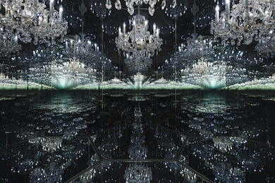 Yayoi Kusama: Infinity Mirror Rooms opens in June at Tate Modern