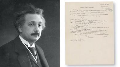 Einstein letter commands $1.2M at RR Auction