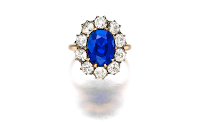 'Piercingly bright' Kashmir sapphire ring enlivens Bonhams May 19 Jewels sale