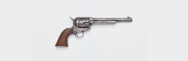 In August, Bonhams will auction the gun Pat Garrett used to kill Billy the Kid. The historic firearm is estimated at $2 million-$3 million.
