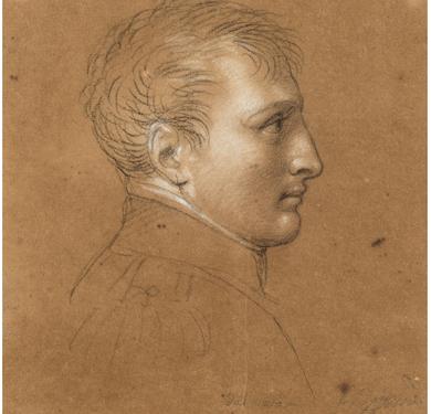 'Portrait of Napoleon,' Andrea Appiani, estimated at £40,000-£60,000