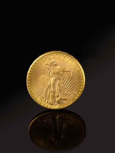 1933 Double Eagle coin sells for $18.9M, a world auction record