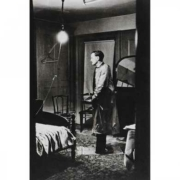 Diane Arbus, 'Backwards Man in his hotel room, N.Y.C. 1961,' estimated at $400-$500