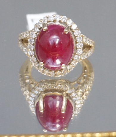 Ruby ring shines at Charleston Estate Auctions June 27