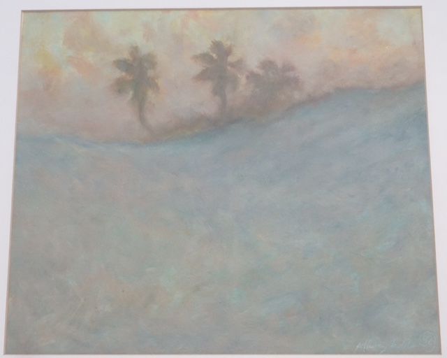 Mickey Williams, 'Sunrise on Sullivans Island,' estimated at $2,500-$3,000