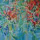 Anna Miller, 'Tropical,' part of the exhibit Inner Light: In a Time of Pandemic