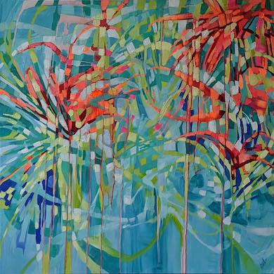 Lightner Museum spotlights semi-abstract artist Anna Miller