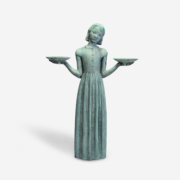 Sylvia Shaw Judson, 'Bird Girl,' which sold for $390,600 and a world auction record for the artist