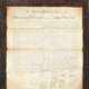 A rediscovered copy of William J. Stone's 1823 printing of the Declaration of Independence, first presented to Charles Carroll of Carrollton, the last surviving signer of the original, could sell for $500,000-$800,000 in a single-lot sale on July 1.