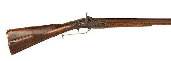 Revolutionary War rifle fired up bids at Cottone