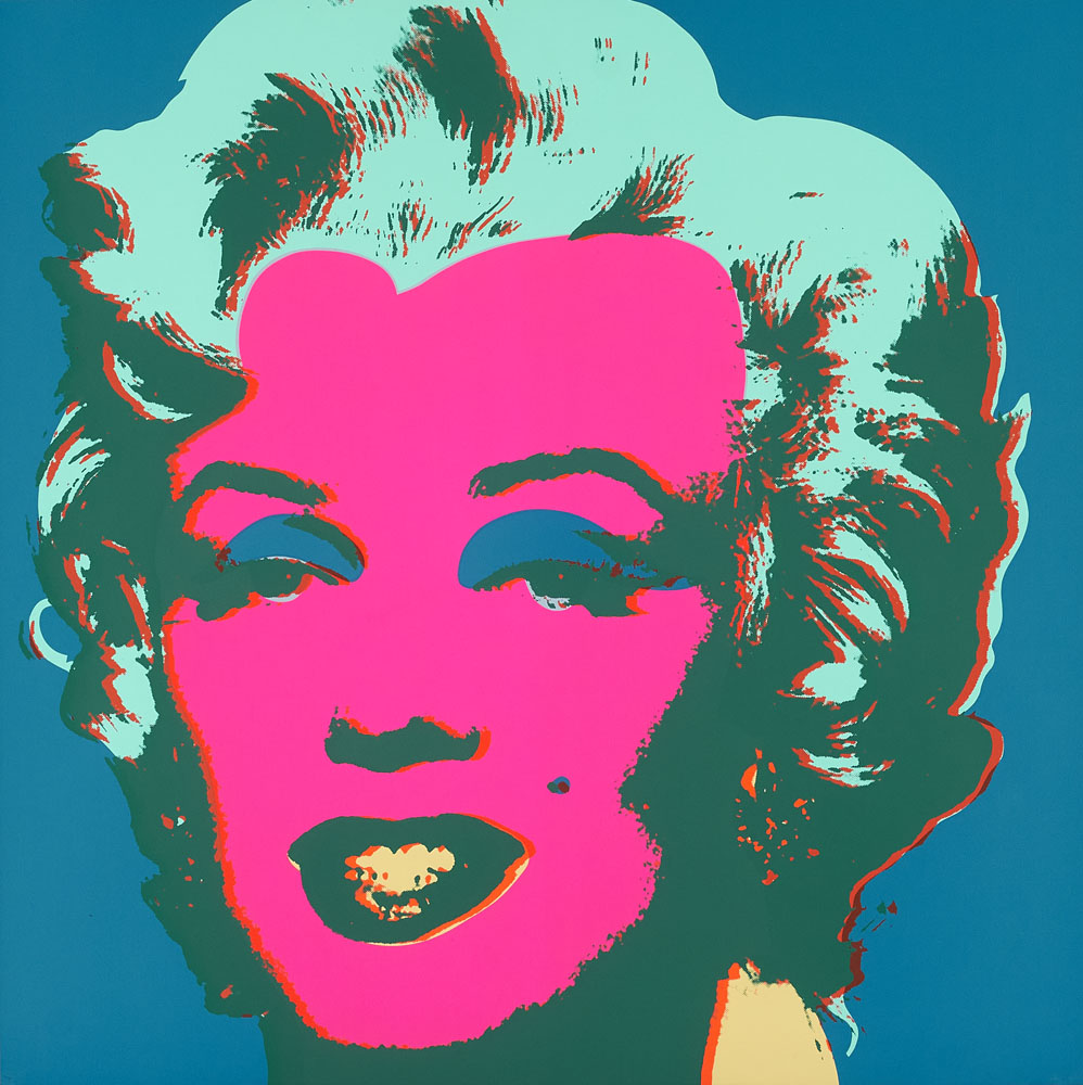 Andy Warhol, 'Marilyn (Sunday B.Morning),' estimated at €35,000-€42,000