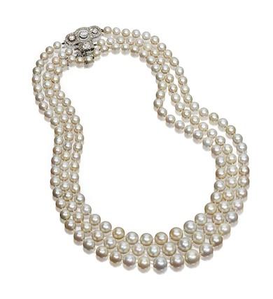 Hermes rarities and fine pearls showcased in Christie's June 23 sale
