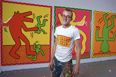 Keith Haring: Radiant Vision introduces a new generation to Haring's art