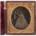 Circa-1863 ambrotype of Tom Thumb and Lavinia Warren's wedding, estimated at $1,200-$1,800