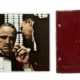 Collection of Marlon Brando's scripts, letters, and memorabilia for 'The Godfather,' which sold for $100,313. Courtesy of Bonhams Images Ltd 2021