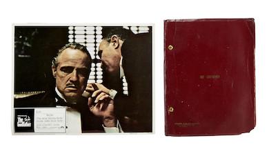 Brando 'Godfather,' 'Apocalypse Now' material reaches six figures at Bonhams