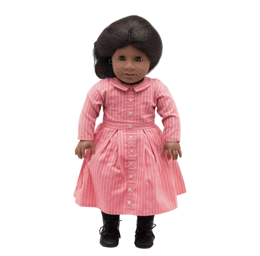 American Girl doll Addy, signed and numbered by creator Pleasant Rowland, estimated at $6,000-$9,000
