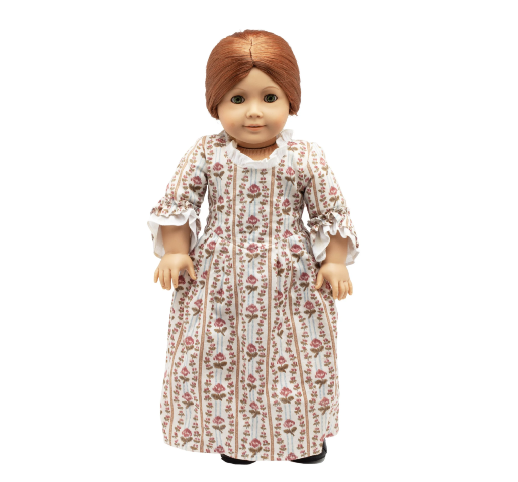 American Girl doll Felicity, signed and numbered by creator Pleasant Rowland, estimated at $6,000-$9,000